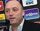 Foto: Vandenhaute croit savoir ce qui ne va pas à Anderlecht