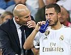 """Foto: Zidane parle d'Eden en conférence de presse: """"Il n'est vraiment pas bien"""""""