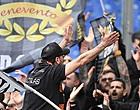 """Foto: Les Ultras de la Lazio: """"Nous n'acceptons pas les femmes"""""""