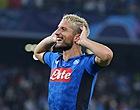 Foto: Naples va offrir un nouveau contrat à Dries Mertens