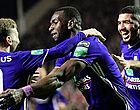 Foto: Anderlecht peut remercier Bruges