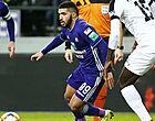 Foto: Blessé depuis des mois, Bakkali reprend l'entraînement avec Anderlecht