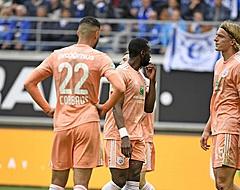 Le Standard doit une fière chandelle à Bruges, Anderlecht ne l'a pas fait