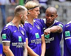 Signal clair: ces trois joueurs n'ont même pas de numéro à Anderlecht.