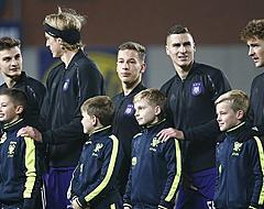 Il veut finir sa carrière à Anderlecht: les discussions ont déjà commencé