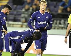 Un renfort inattendu en défense à Anderlecht