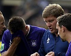Il en a marre du coach et veut quitter Anderlecht