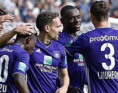 Les supporters d'Anderlecht ont élu le plus beau but du mois de novembre (VIDEO)