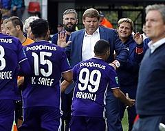 COMPOS Vanhaezebrouck reconduit (presque) la même équipe que contre Zulte