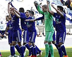 Anderlecht et le Club Bruges retournent à Eupen