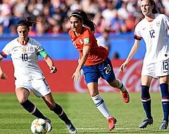 Les Etats-Unis en 1/8es de finale de la Coupe du monde féminine