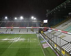 Le Club Bruges réagit: le sommet contre Anderlecht en danger?