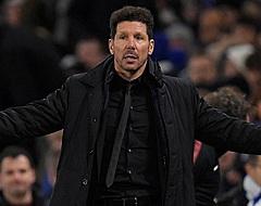 """Simeone impressionné par Bruges: """"Ils méritaient mieux"""""""