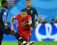 """Pavard: """"Hazard, c'est un truc de fou"""""""