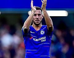 """Gullit s'en prend à Hazard: """"Il ne lui fait jamais la passe délibérément"""""""