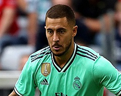 La blessure de Hazard crée un conflit dans le vestiaire du Real Madrid