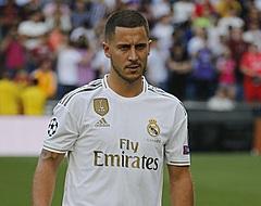"""Eden Hazard s'exprime sur Real Madrid TV: """"Voici mon premier souvenir du Real"""""""