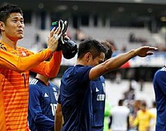 Réduite à dix dès la 3e minute, la Colombie s'incline face au Japon