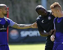 """""""Kompany m'a demandé de venir à Anderlecht un mois avant son transfert"""""""