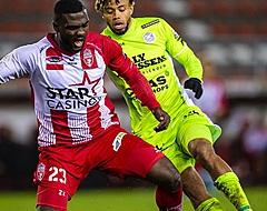 Pierrot (Mouscron) inscrit deux buts avec Haïti en Gold Cup