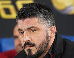 Enervé, Gattuso jette le téléphone d'un journaliste par terre (VIDEO)