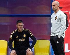 """""""Martinez m'a dit que la Belgique avait eu de la chance face au Brésil"""""""