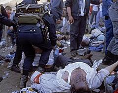 Il  y a 35 ans, le drame du Heysel faisait 39 morts