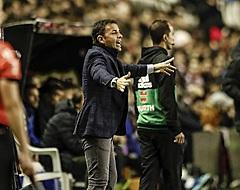 Un club de Liga, présent en Coupe d'Europe, vire son entraîneur!