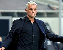 Mourinho a fait changer les buts:  5 cm trop petits