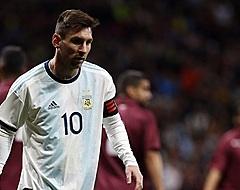 Copa América: l'Argentine trébuche déjà!