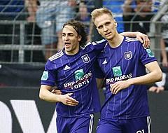 Anderlecht a pris une décision quant à l'achat de Markovic