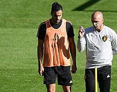 Martinez donne un conseil à Chadli au moment de choisir son club