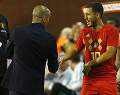 "Roberto Martinez: ""Hazard, c'est le Michael Jordan du football"""