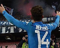 """Dries Mertens: """"Pas dans un autre club italien !"""""""