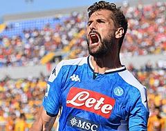 Serie A - Naples s'impose facilement à Lecce sans Dries Mertens