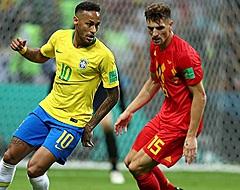 Neymar s'attaque aux Diables Rouges !