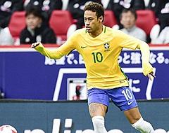"""Neymar encense deux Diables Rouges: """" Ils sont exceptionnels"""""""