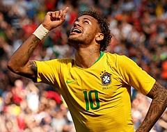 AÏE: Neymar inquiète le Brésil