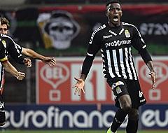 "Victor Osimhen: ""Soit le Real Madrid, soit le Sporting de Charleroi"""