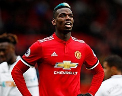 Paul Pogba énervé sur Twitter