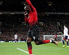 Un concurrent direct de Lukaku récompensé par Manchester United