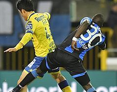 """Morioka et le penalty non sifflé: """"Nous sommes à Bruges, hein..."""""""