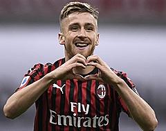 Le coach du Milan AC désigne le point faible de Saelemaekers