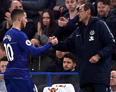 Une déclaration de Sarri risque de faire rire jaune Eden Hazard