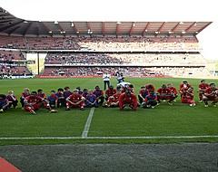 Les Ultras du Standard reçoivent le soutien de plusieurs clubs en Europe