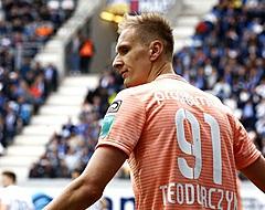 Anderlecht tout près de l'au-revoir à Teodorczyk