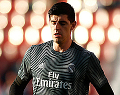Ramos a éjecté Cristiano Ronaldo mais pas Courtois