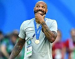 Un club de Ligue 1 fait les yeux doux à Thierry Henry
