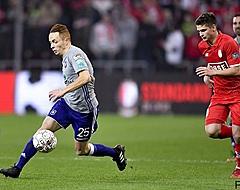 Adrien Trebel juge le niveau d'Anderlecht