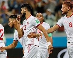 Mondial terminé pour un titulaire de l'équipe de Tunisie!
